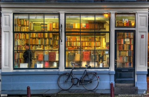 libreria by MorBCN on Flickr