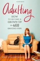 Adulting Book Cover