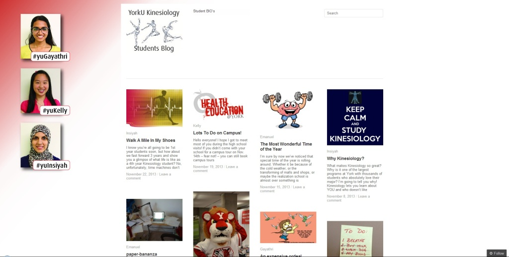 KINE-blog