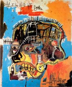 http://en.wikipedia.org/wiki/Jean-Michel_Basquiat